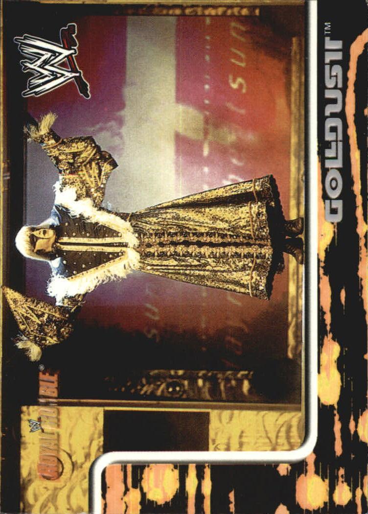 2002 Fleer WWF Royal Rumble #10 Goldust