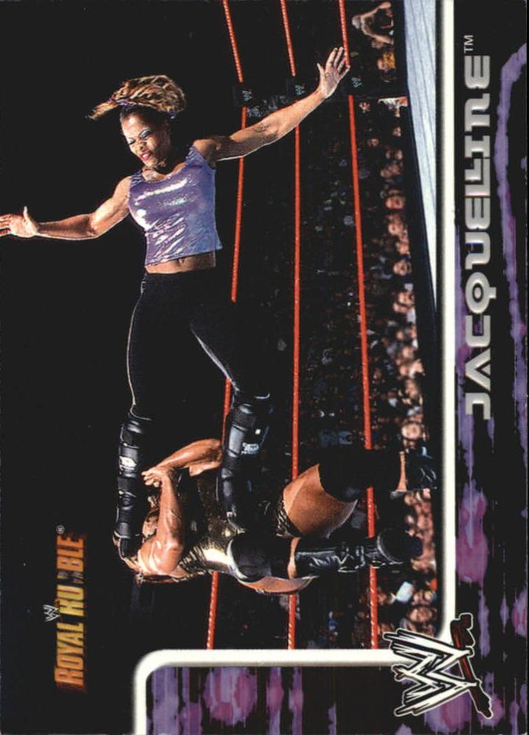 2002 Fleer WWF Royal Rumble #11 Jacqueline