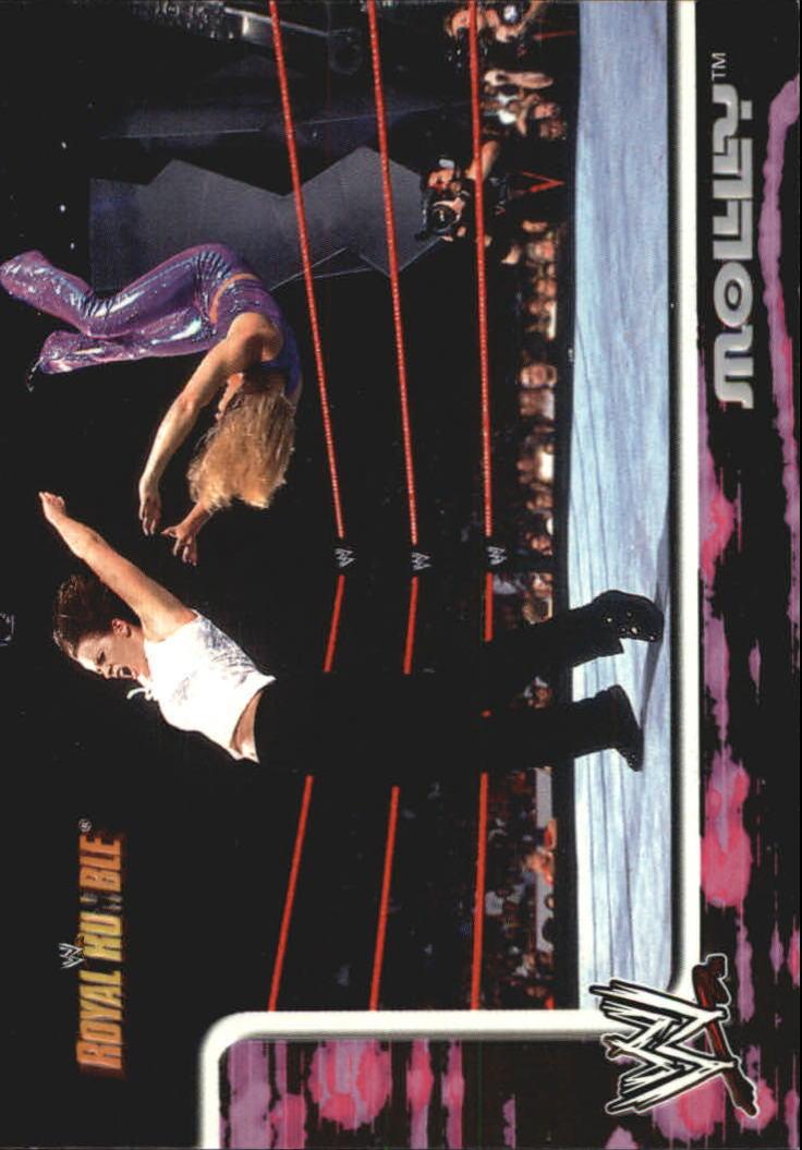 2002 Fleer WWF Royal Rumble #20 Molly Holly