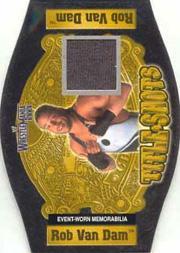 2003 Fleer WWE WrestleMania XIX Title Shots #5 Rob Van Dam