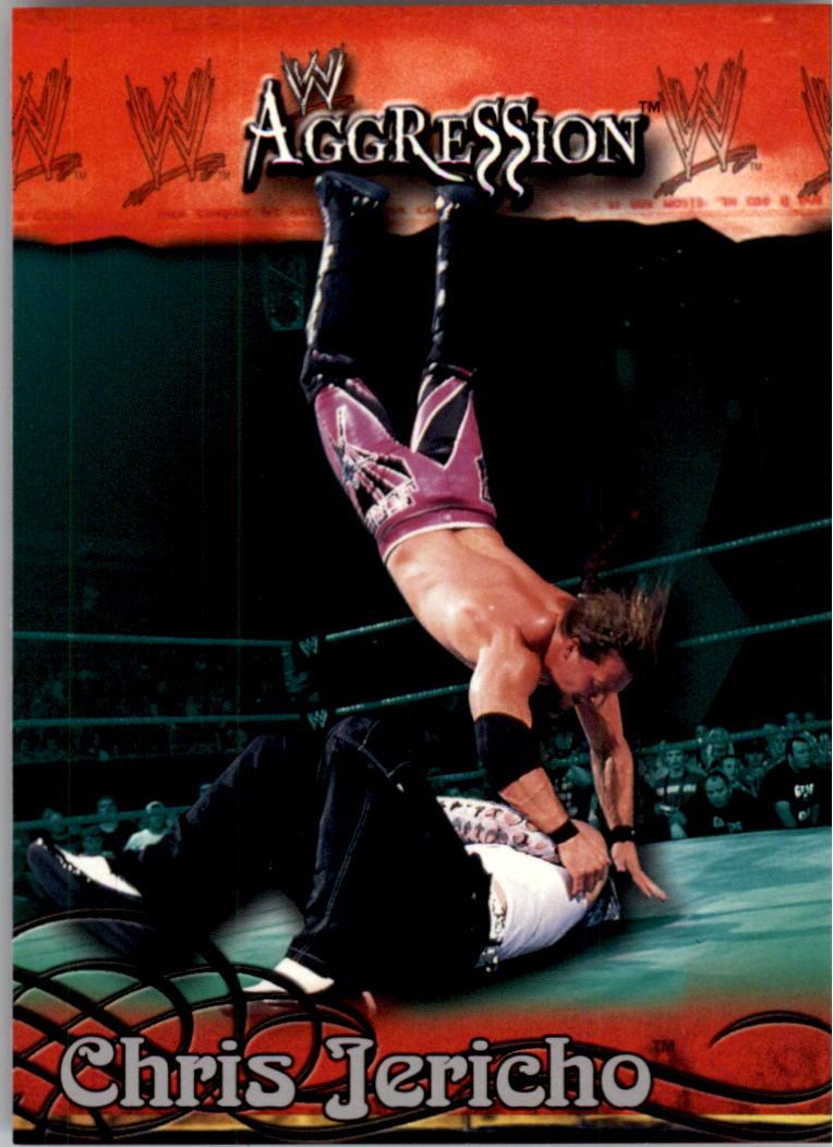 2003 Fleer WWE Aggression #6 Chief Morley