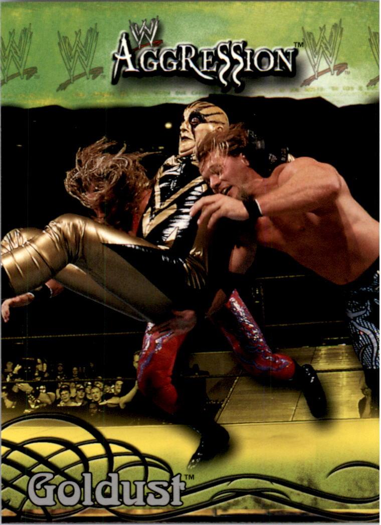 2003 Fleer WWE Aggression #12 Goldust
