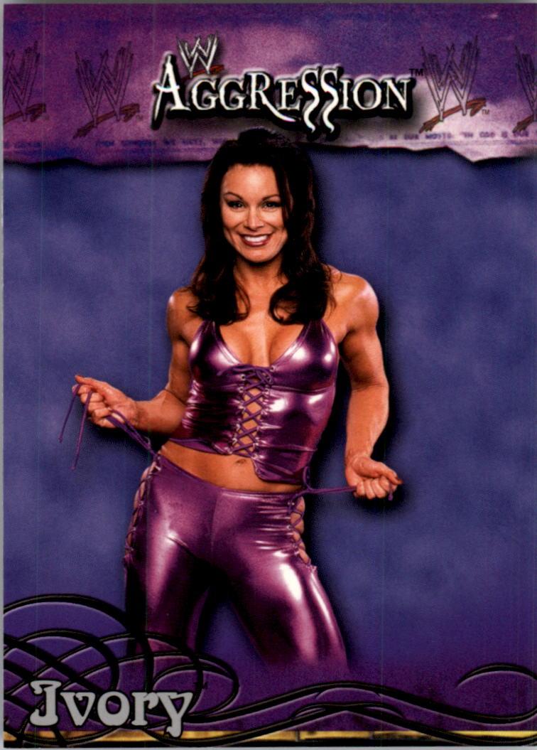 2003 Fleer WWE Aggression #13 Ivory