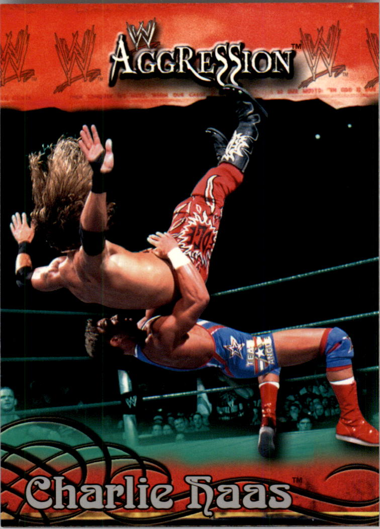2003 Fleer WWE Aggression #17 Charlie Haas