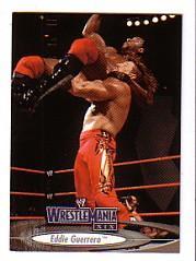 2003 Fleer WWE WrestleMania XIX #25 Eddie Guerrero