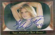 2005 Topps Heritage WWE Autographs #7 Trish Stratus