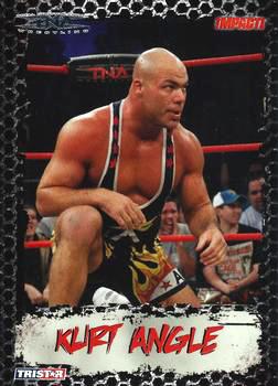 2008 TriStar TNA Impact #1 Kurt Angle