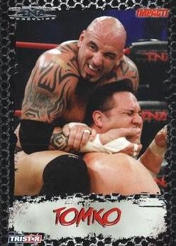 2008 TriStar TNA Impact #5 Tomko