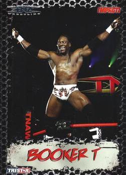 2008 TriStar TNA Impact #6 Booker T