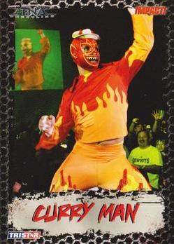 2008 TriStar TNA Impact #10 Curry Man