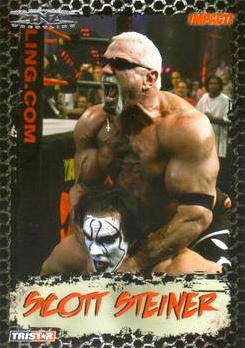 2008 TriStar TNA Impact #12 Scott Steiner