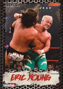 2008 TriStar TNA Impact #14 Eric Young
