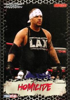 2008 TriStar TNA Impact #15 Homicide