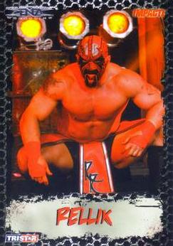 2008 TriStar TNA Impact #22 Rellik
