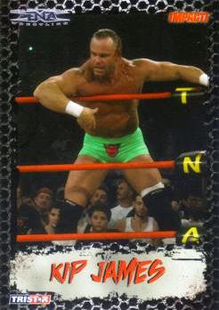 2008 TriStar TNA Impact #25 Kip James