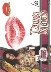 2002 Fleer WWE Absolute Divas Lip Service #1 Dawn Marie