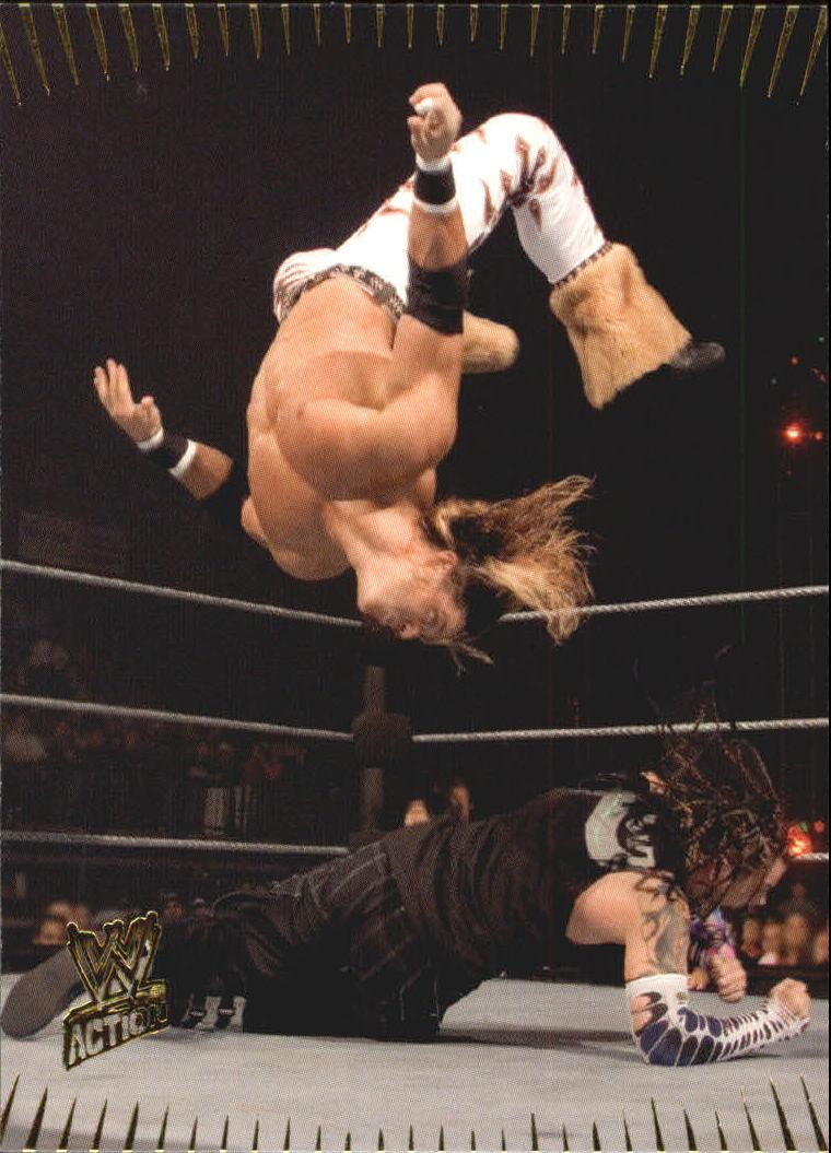 2007 Topps Action WWE #8 John Morrison