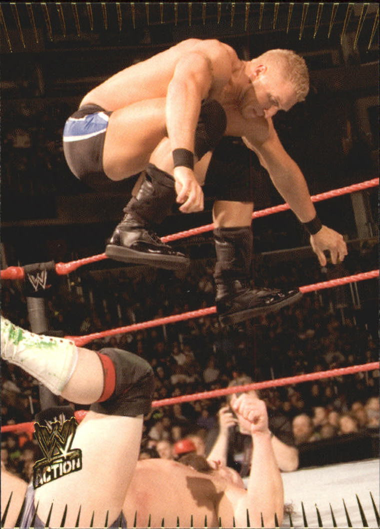 2007 Topps Action WWE #10 Kenny Dykstra