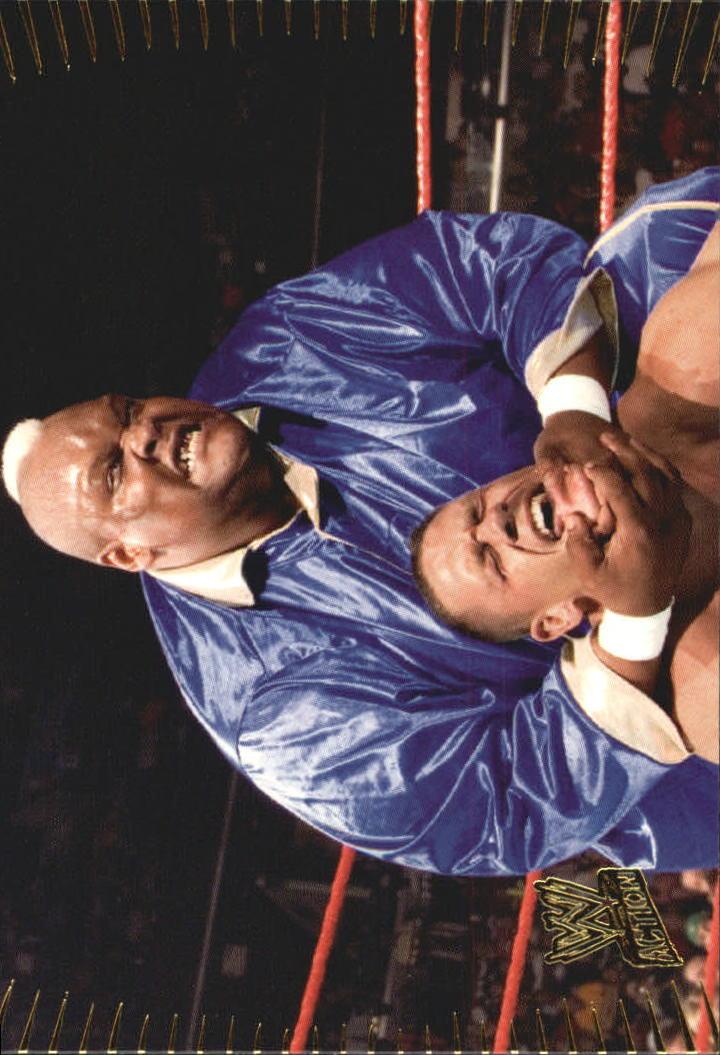 2007 Topps Action WWE #23 Viscera