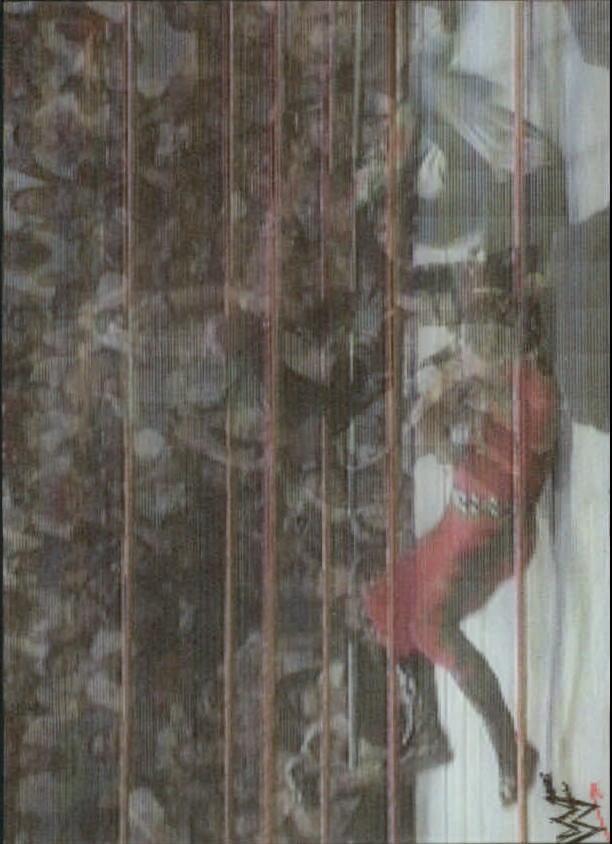 1999 Artbox WWF MotionCardz #14 The Undertaker/Kane