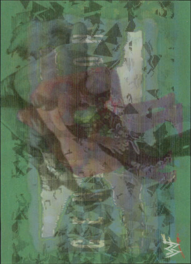 1999 Artbox WWF MotionCardz #17 D-Generation X