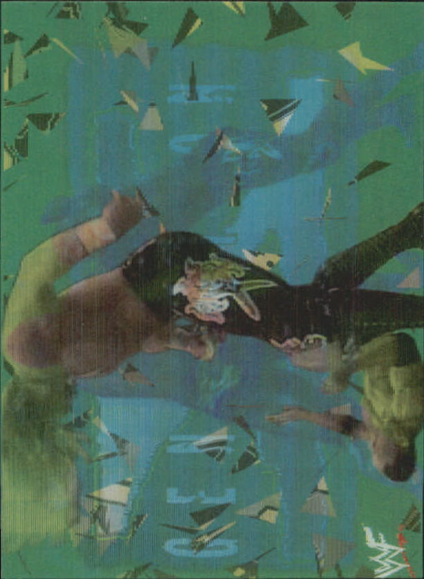 1999 Artbox WWF MotionCardz #19 D-Generation X