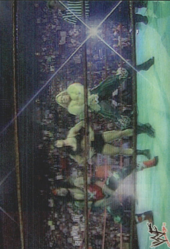 1999 Artbox WWF MotionCardz #22 D-Generation X