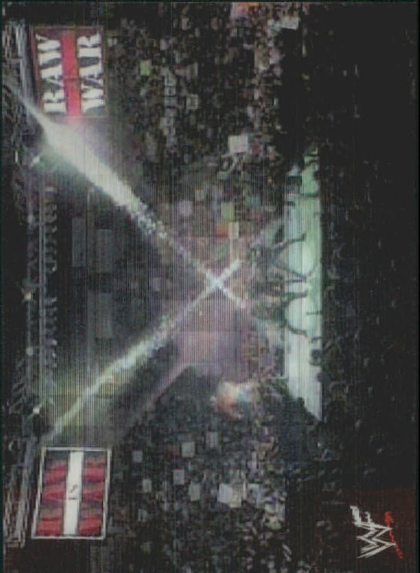 1999 Artbox WWF MotionCardz #23 D-Generation X