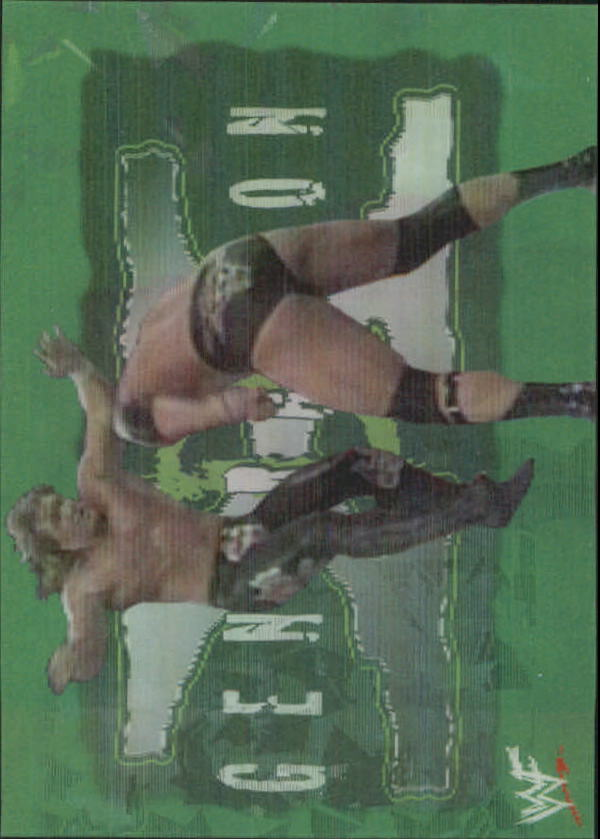 1999 Artbox WWF MotionCardz #24 D-Generation X