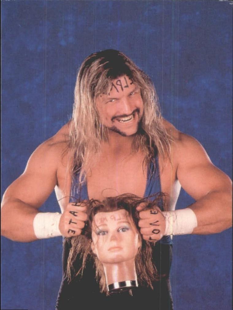 1999 Comic Images WWF Smackdown #11 Al Snow
