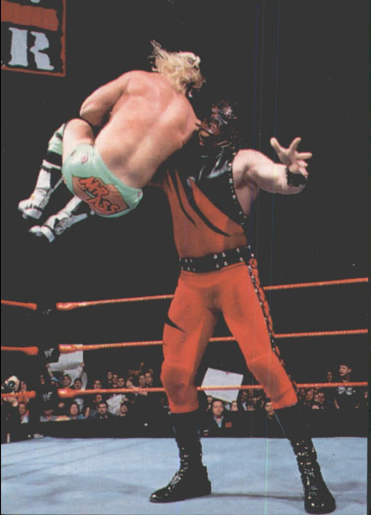 1999 Comic Images WWF Smackdown #13 Kane