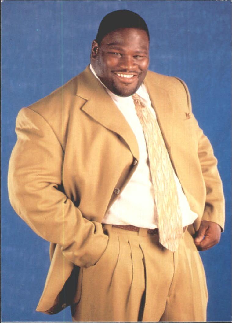 1999 Comic Images WWF Smackdown #21 Mark Henry