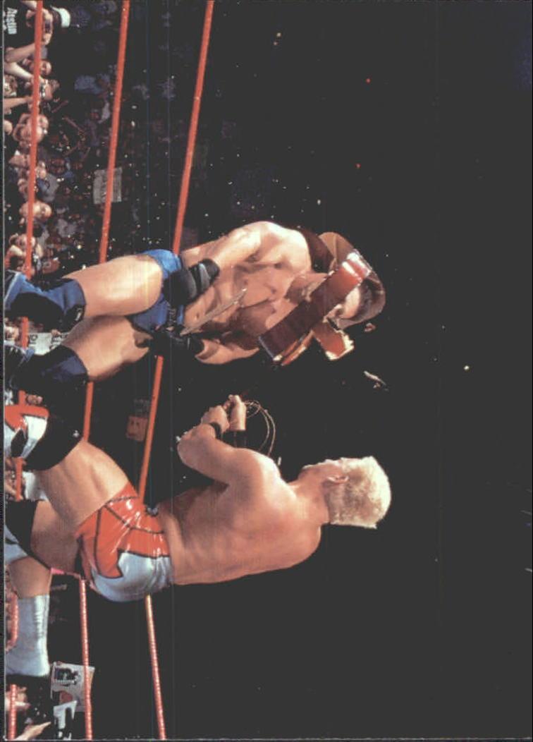 1999 Comic Images WWF Smackdown #22 Jeff Jarrett