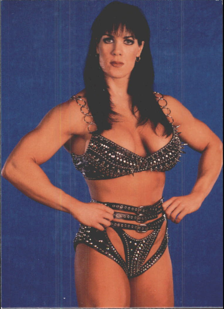 1999 Comic Images WWF Smackdown #23 Chyna