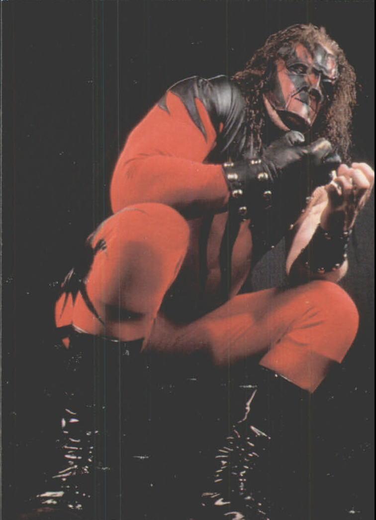 1999 Comic Images WWF Smackdown #49 Kane