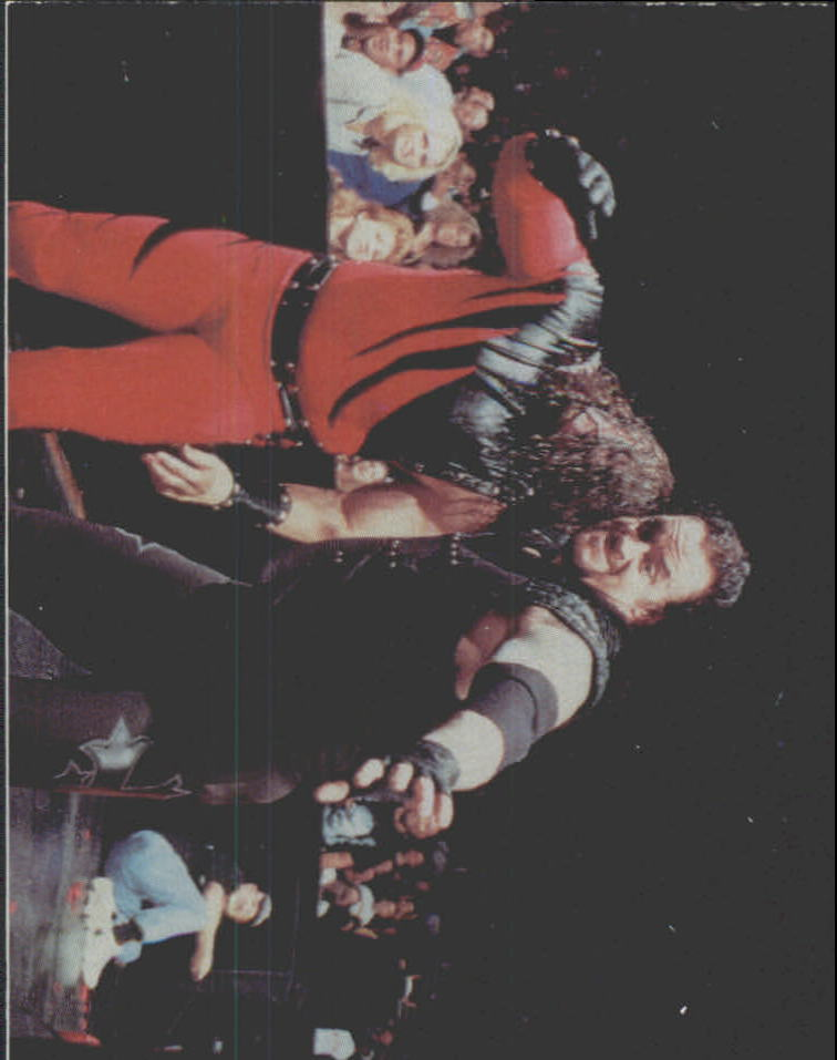 1999 Comic Images WWF Smackdown #56 The Undertaker/Kane