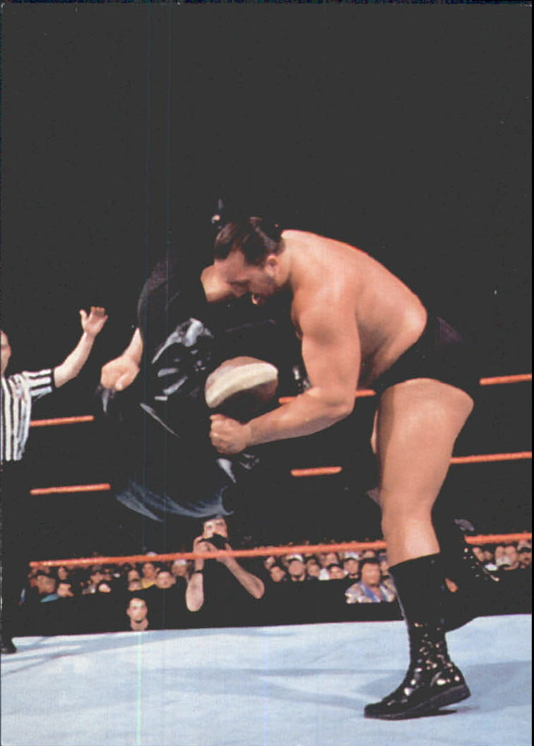 1999 Comic Images WWF Smackdown #63 The Big Show