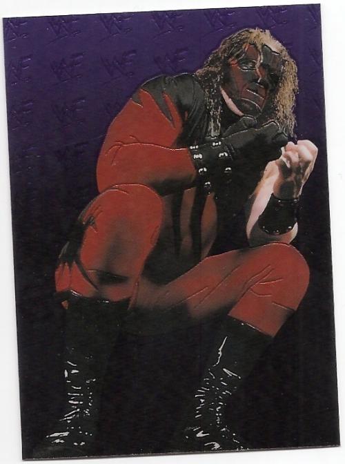 1999 Comic Images WWF Smackdown Chromium #49 Kane