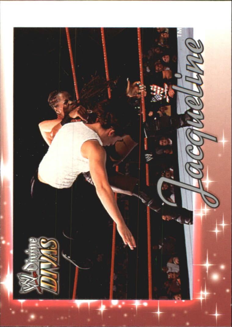 2003 Fleer WWE Divine Divas #2 Jacqueline