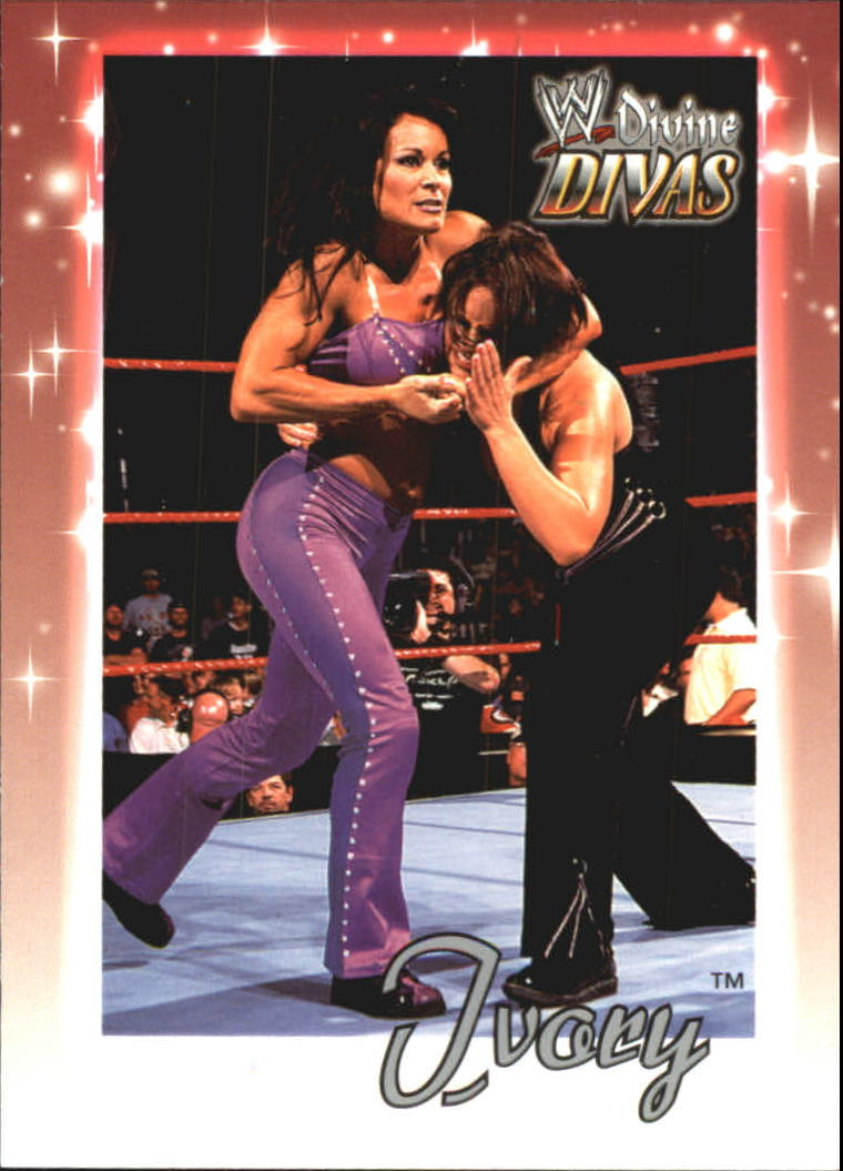 2003 Fleer WWE Divine Divas #3 Ivory