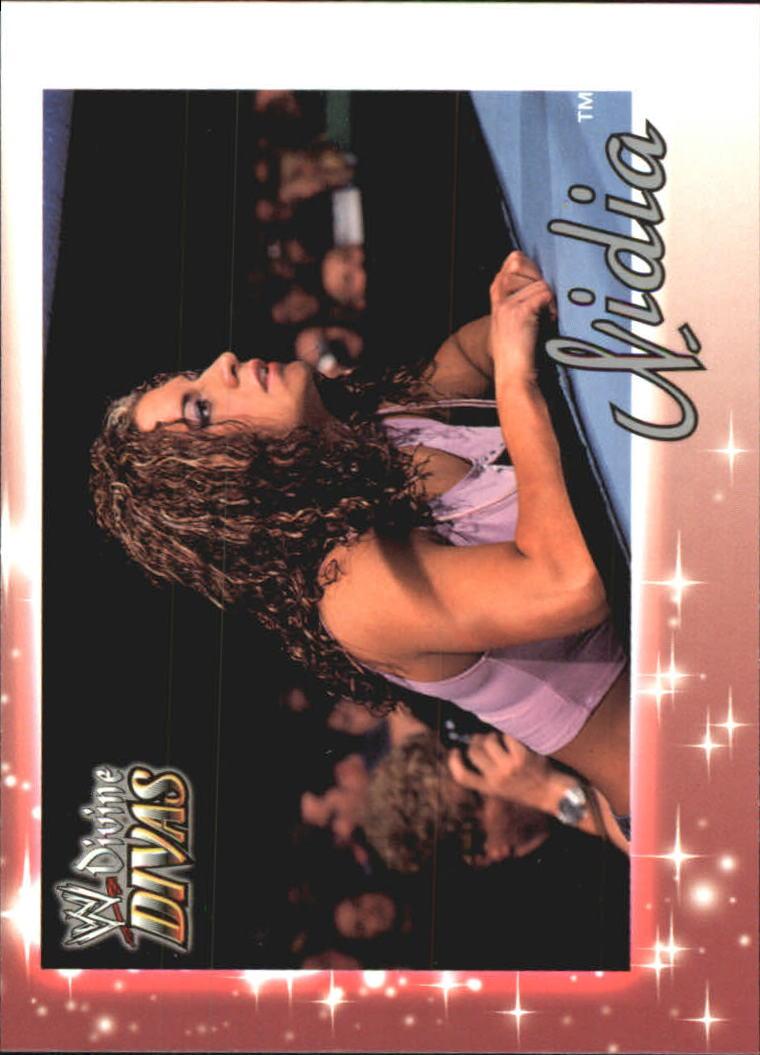 2003 Fleer WWE Divine Divas #6 Nidia