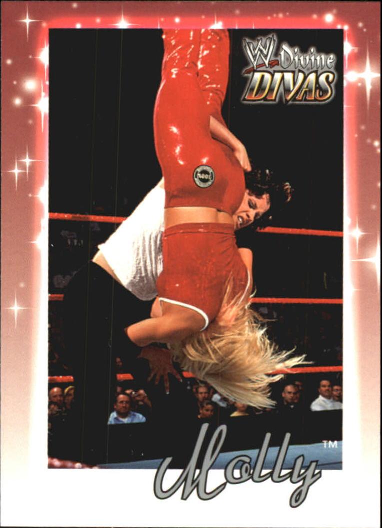 2003 Fleer WWE Divine Divas #7 Molly