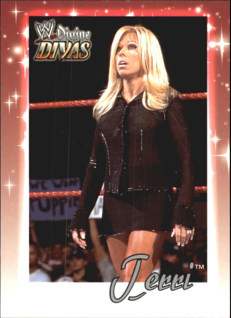 2003 Fleer WWE Divine Divas #11 Terri