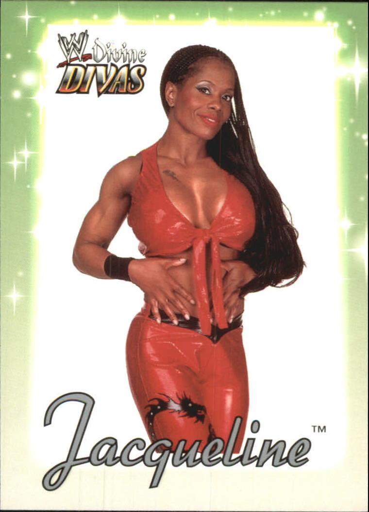 2003 Fleer WWE Divine Divas #15 Jacqueline