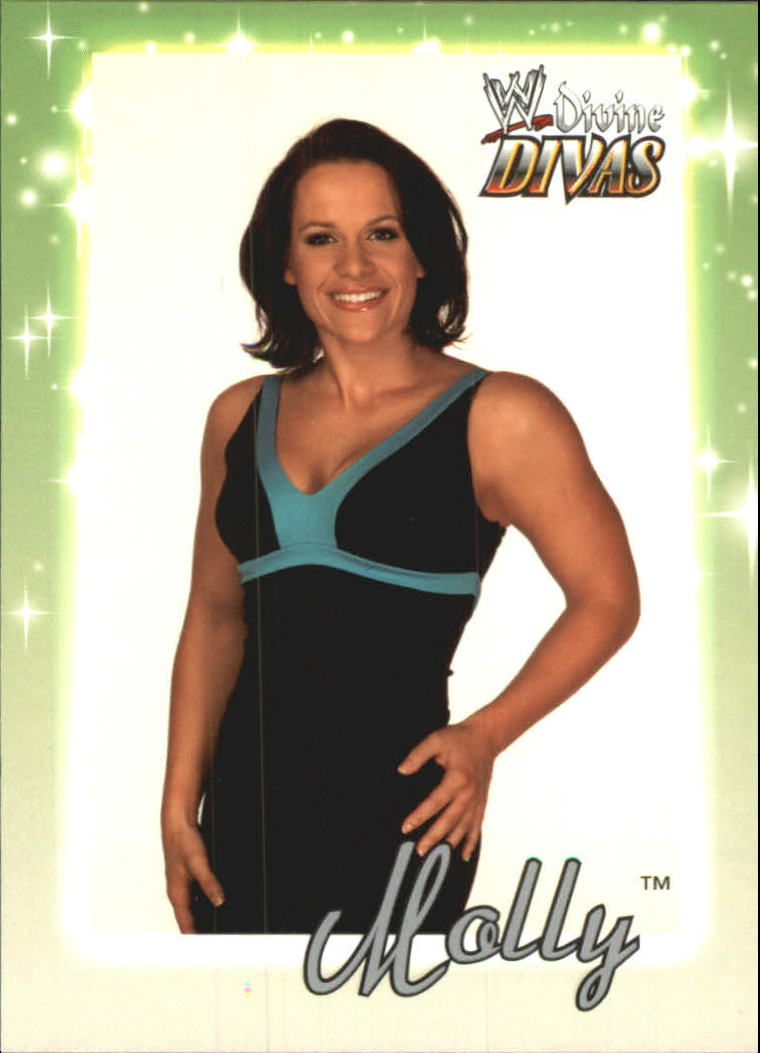 2003 Fleer WWE Divine Divas #20 Molly