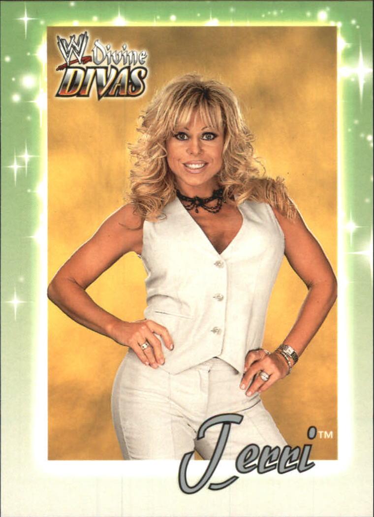 2003 Fleer WWE Divine Divas #24 Terri