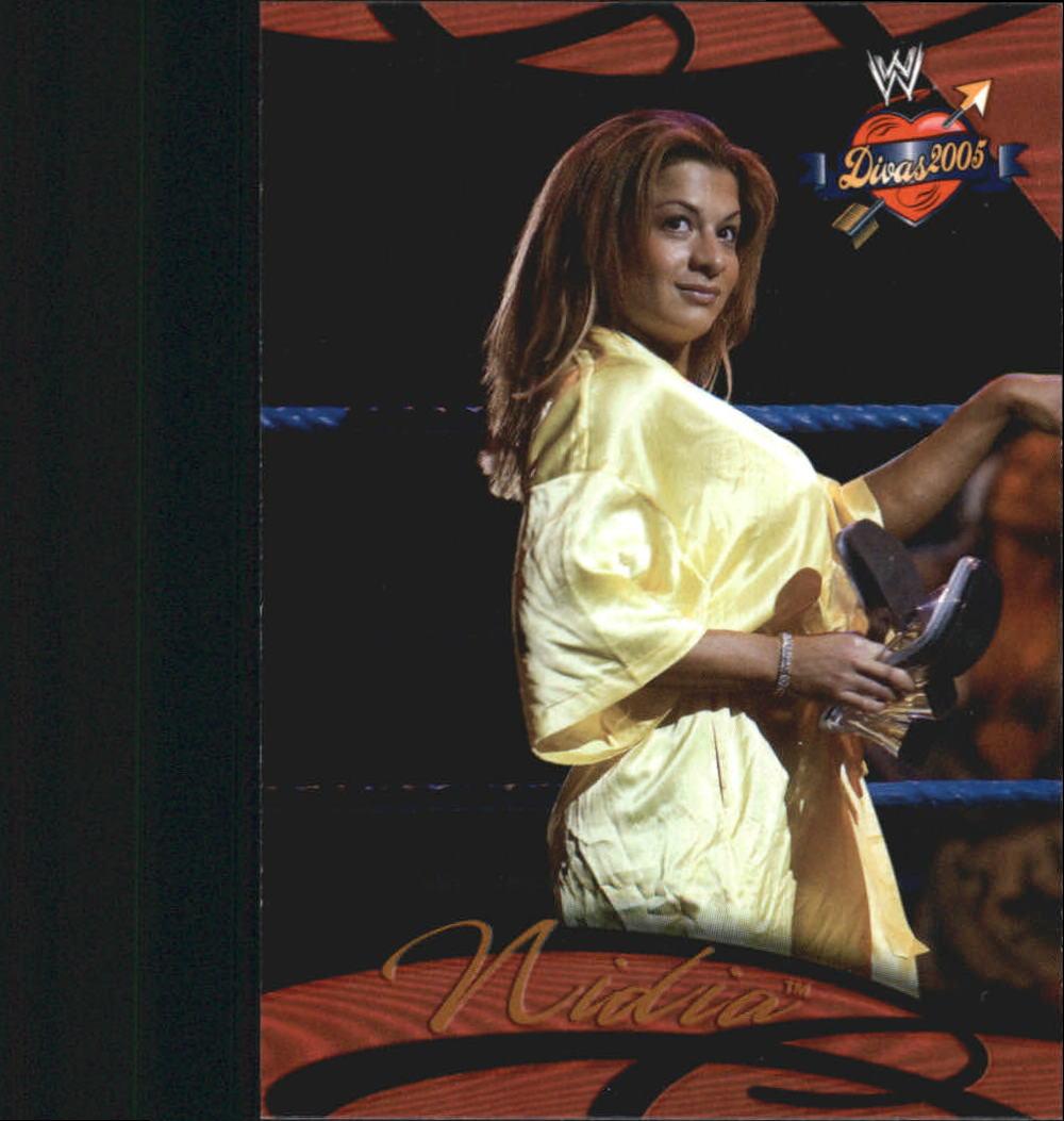 2004 Fleer Wwe Wrestling Cards Divs Inserts - du vælger - køb 10 kort gratis skib Ebay-3695