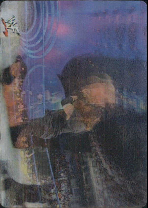 2001 Artbox WWF MotionCardz #3 The Undertaker/Triple H