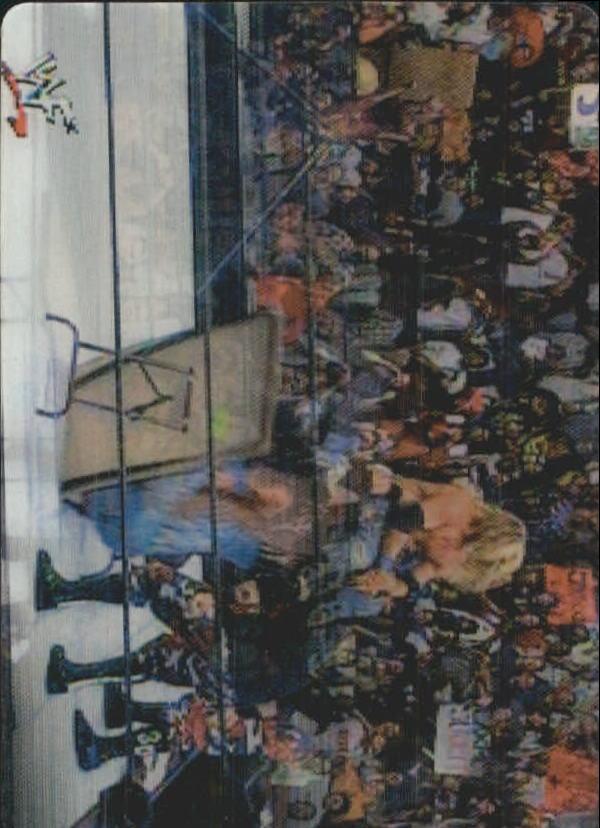 2001 Artbox WWF MotionCardz #12 D-Von Dudley/Ray Dudley/Edge
