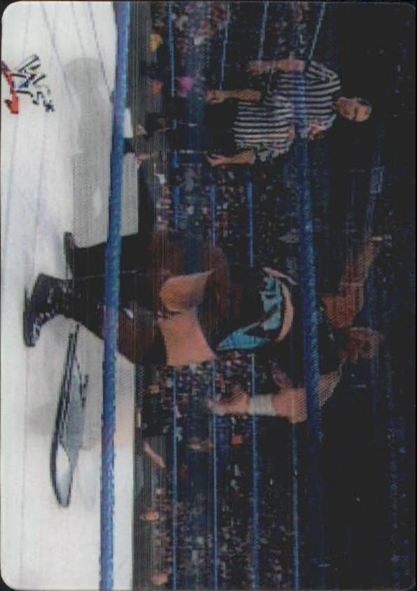 2001 Artbox WWF MotionCardz #17 Steve Blackman/Crash Holly